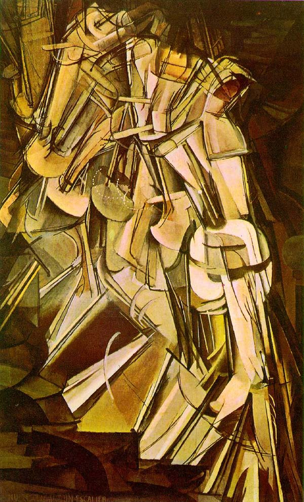 National Nude Day Duchamp_Nude_01